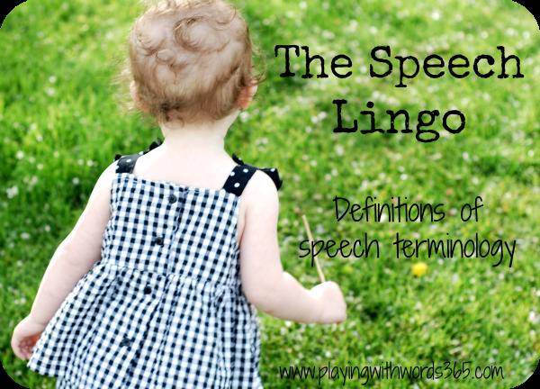 speech lingo image
