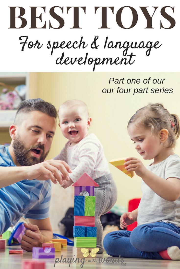 Toys For Speech Development : Best toys for speech language development part one