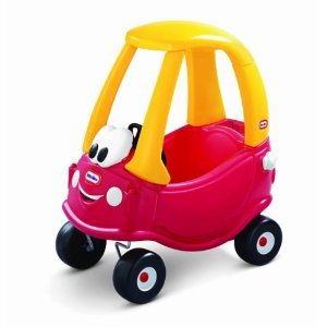 TOYS4 cozy coupe