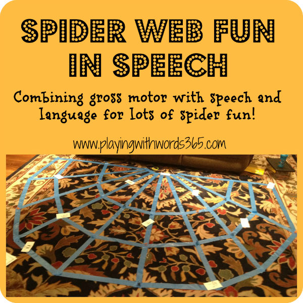 Spider Gross Motor
