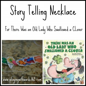 Story Telling Necklace