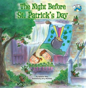 The Night Before St. Patrick's Day: Make a Leprechaun Trap!