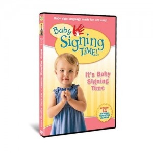 Signing Saturday: Using DVDs to Teach Sign