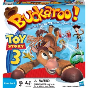 Buckaroo-Great for Reinforcement, Language, and Articulation