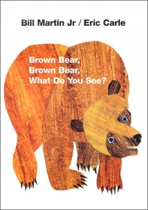 Signing Saturday: Brown Bear, Brown Bear