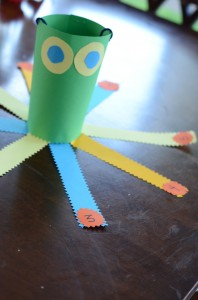 Octopus Craft {Activity Tuesday}