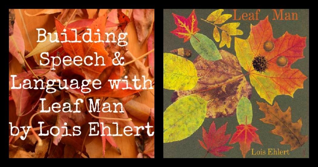 Leaf Man Collage