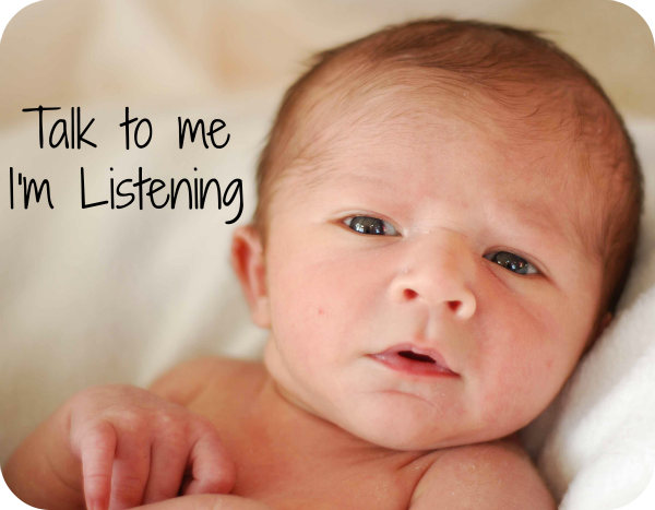 Your Child's Speech & Language: Birth to 6 Months