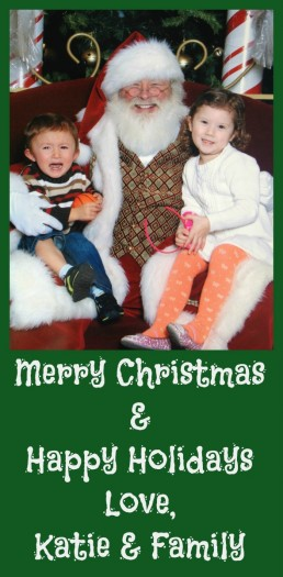 Christmas Card PWW