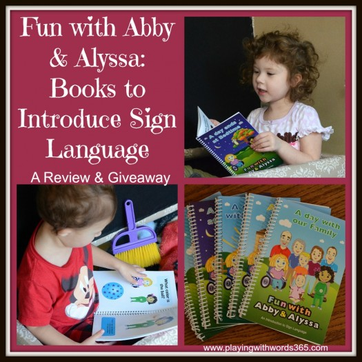 Fun with Abby & Alyssa Review and Giveaway