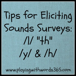 tips for eliciting l th y h