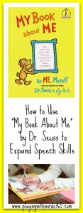 "How to Use ""My Book About Me"" to Expand Speech Skills"