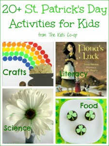 20 plus st patricks activities for kids