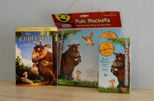 The Gruffalo: Product Reviews and a Giveaway!