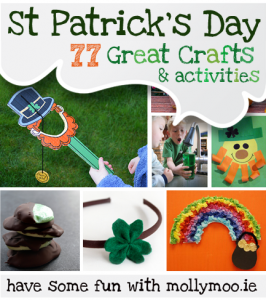 st-patricks-day-craft-round-up MollyMoo