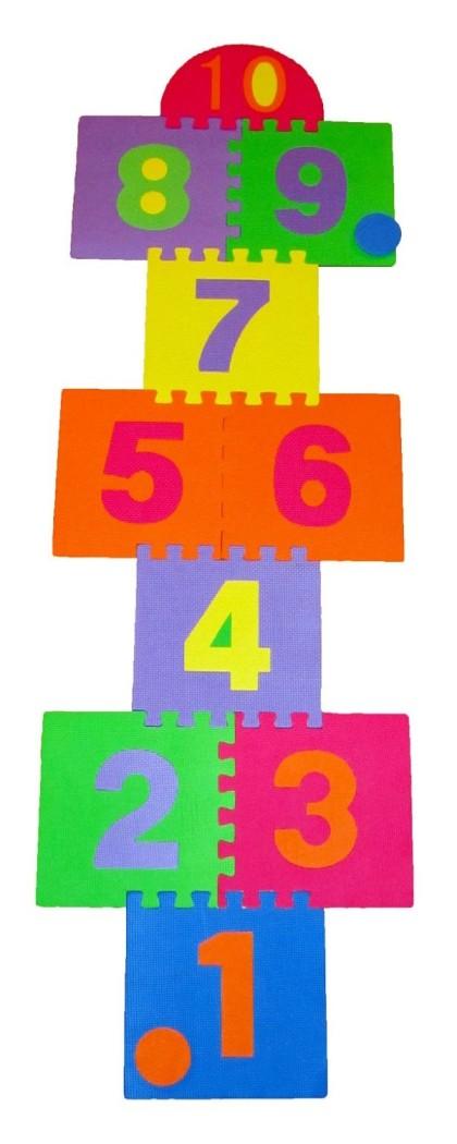 Puzzle Floor Mats Amazon 100 Foam Floor Puzzle Mat