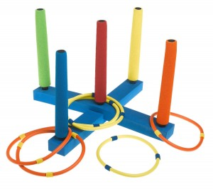 Gamenamics Sponge Bugs Kids Ring Toss from Amazon