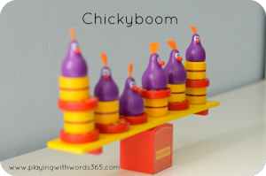 Chickyboom (TM) Game Review