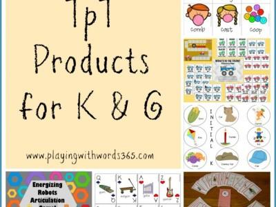 TPT for K G