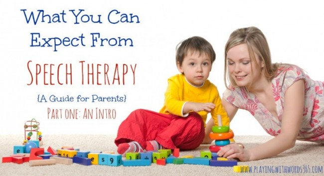 What to Expect from Speech Therapy Stock part one