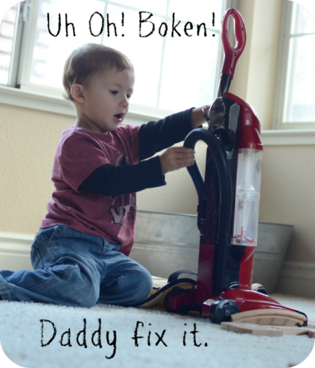 daddy fix it