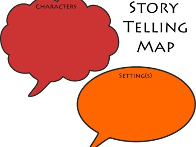 story telling map 1