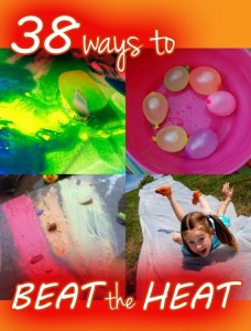 38 ways BEAT-THE-HEAT2 hands on as we grow