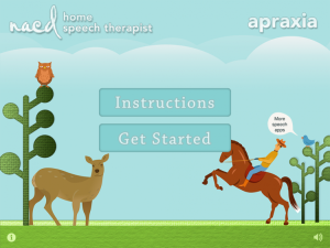 Speech Therapy for Apraxia by Blue Whale: App Review
