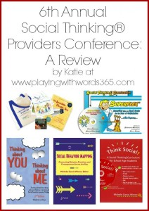 6th Annual Social Thinking® Providers Conference: A Review