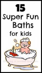 baths for kids