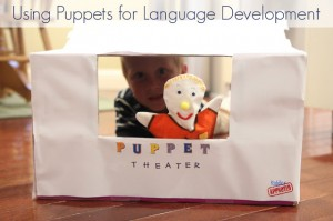 puppet theater toddler approved
