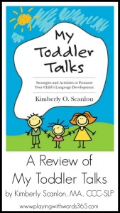 My Toddler Talks: A Review and GIVEAWAY!