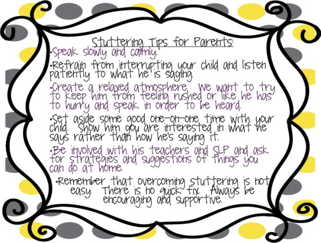stutteringtips
