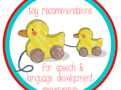 Toddler Games with Musical Shakers  for Speech and Language Development