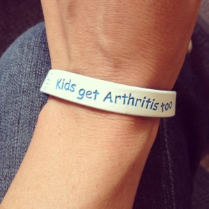 Our Life with Juvenile Arthritis: My Daughter's Ninja