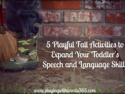 playful fall activities