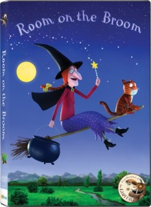Room on the Broom: Book and DVD Review and Giveaway