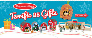 Melissa & Doug Terrific 25 List and Giveaway! {And My Top Picks for Speech & Language}
