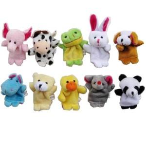 finger puppet animals
