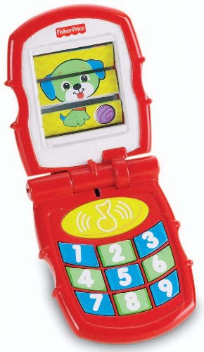 phone fisher price