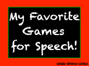 games for speech crazy speech world