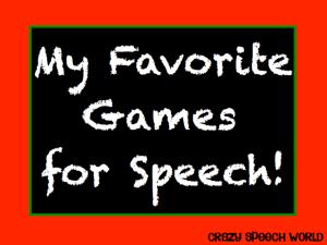 games for speech crazy speech world