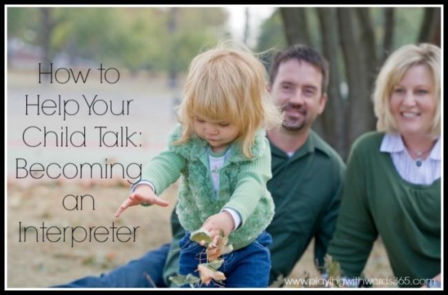 Becoming an interpreter