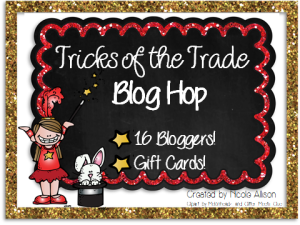 Tricks of the Trade {Blog Hop}