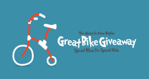 The Great Bike Giveaway: Special Bikes for Special Needs