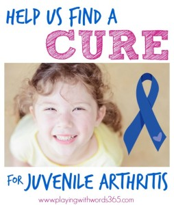 Get a Manicure & Help Kids with Juvenile Arthritis! {And an Update on our Fundraising!}