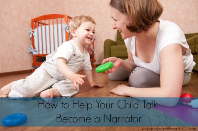 become a narrator