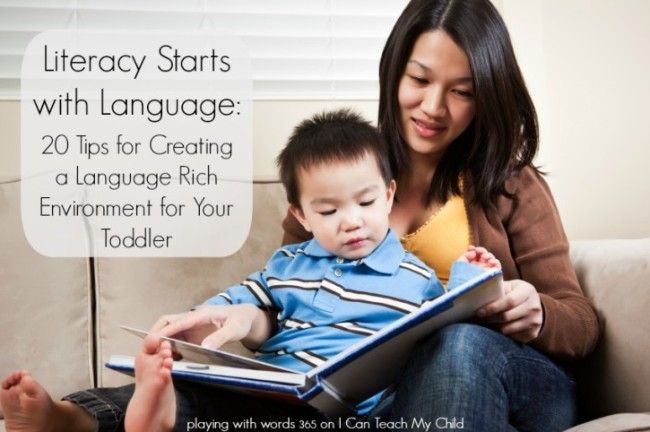 Literacy Starts with Language