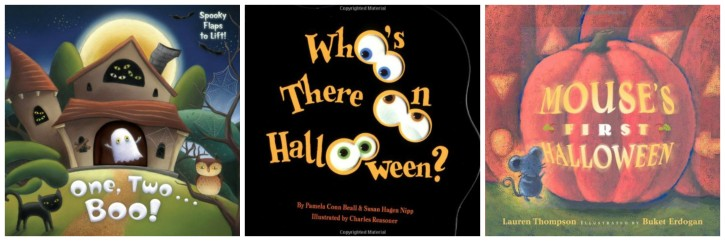 Toddler Halloween Books