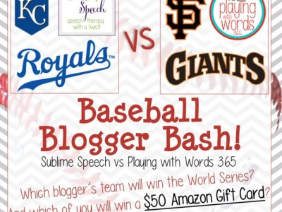 World Series giveaway